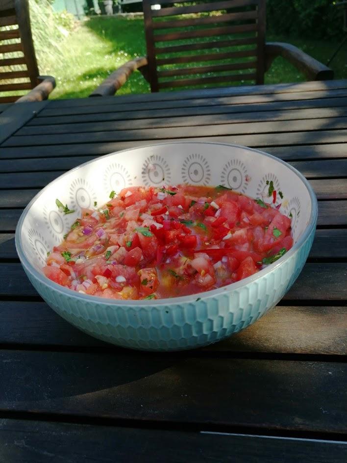 mexikanische Tomatensalsa